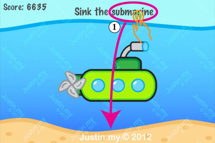 Impossible Test Water Level 7