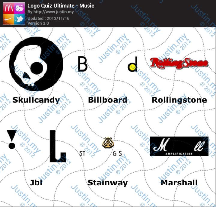 Logo Quiz Ultimate Music