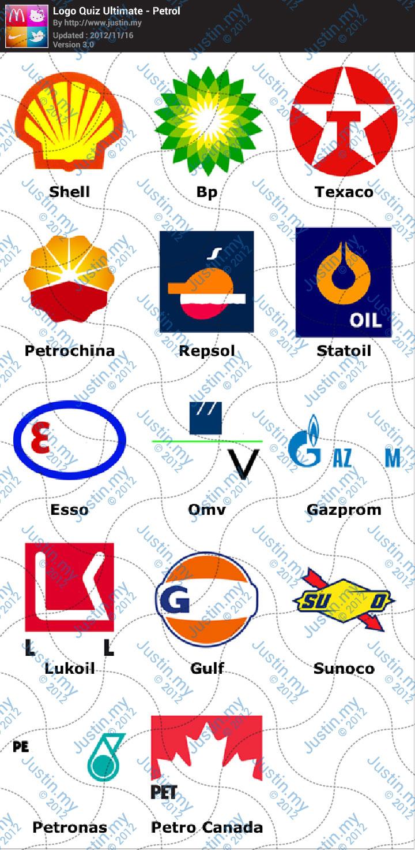 Logo Quiz Ultimate Petrol
