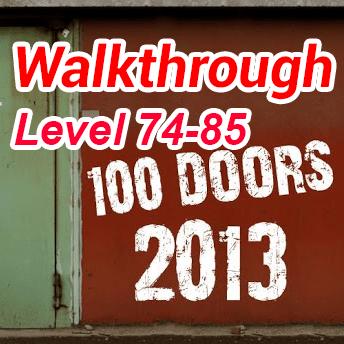 100 Doors 2013 Level 74 85