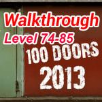 100 Doors 2013 Level 74-85 Update