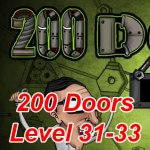 200 Doors Time Machine Level 31,32,33 Walkthrough Update