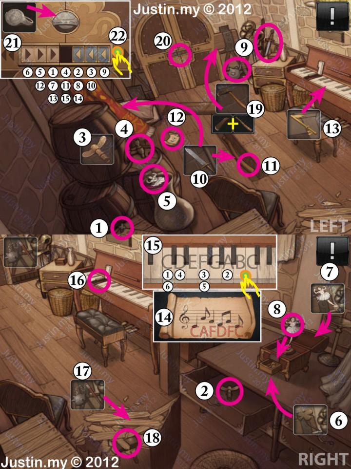 Doors Rooms The Kingdom Level 5 1