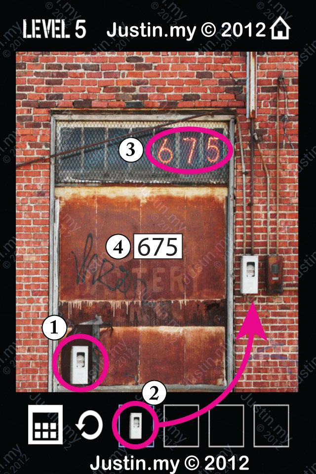 Factory 96 Level 5