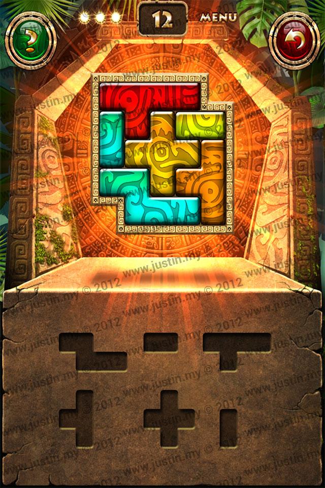 Montezuma Puzzle Level 12