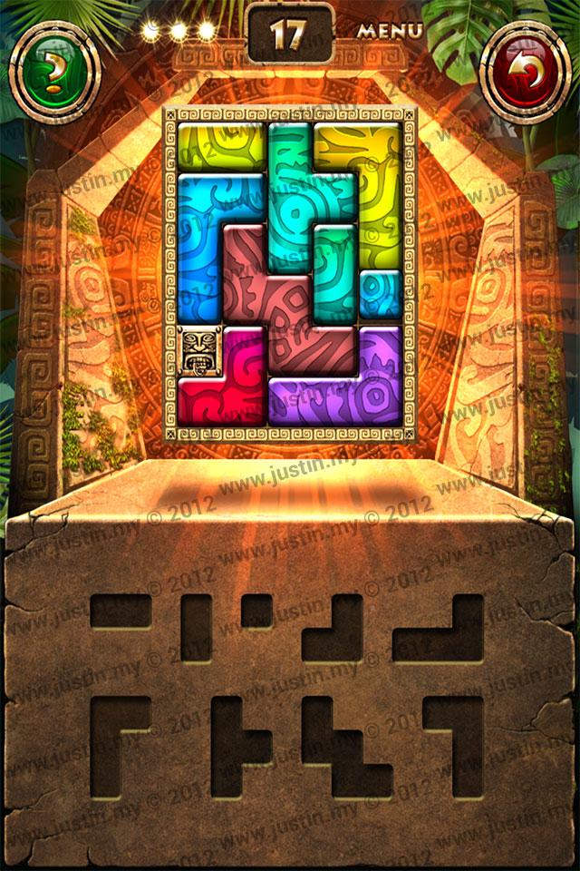 Montezuma Puzzle Level 17