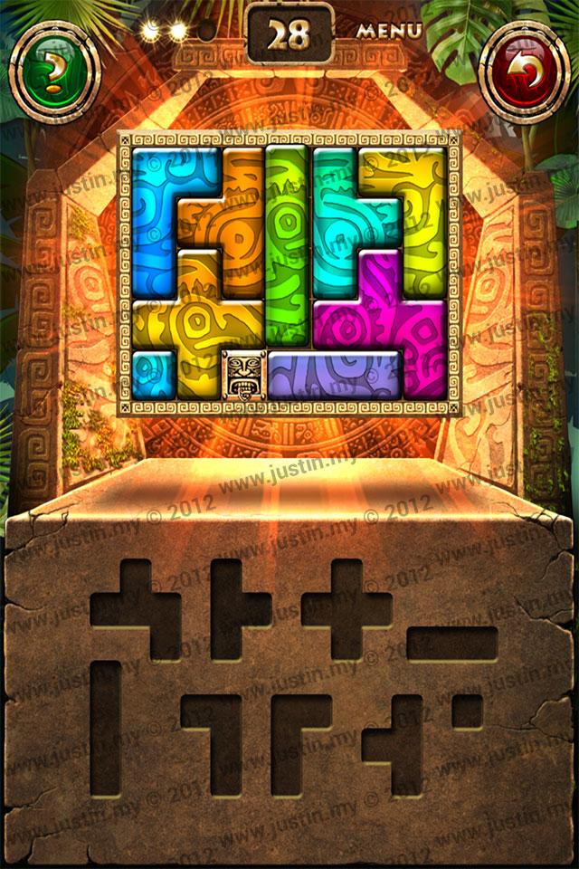 Montezuma Puzzle Level 28