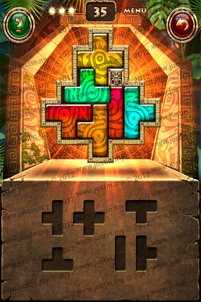 Montezuma Puzzle Level 35