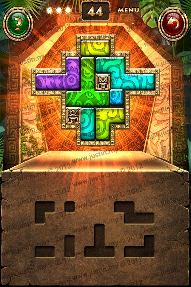 Montezuma Puzzle Level 44