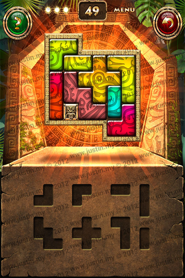 Montezuma Puzzle Level 49