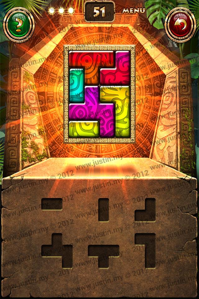 Montezuma Puzzle Level 51