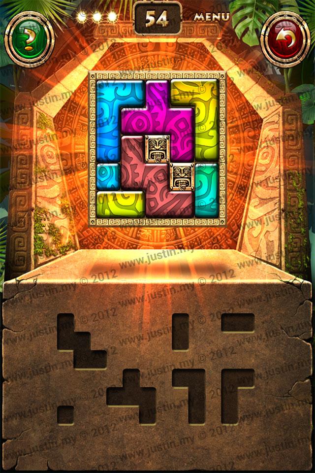 Montezuma Puzzle Level 54