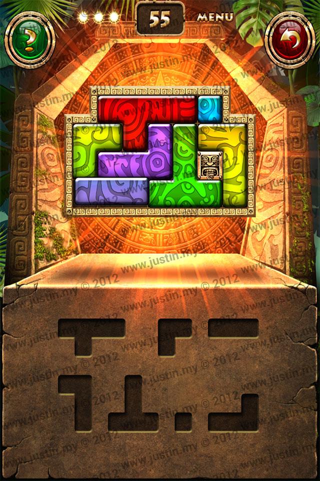 Montezuma Puzzle Level 55