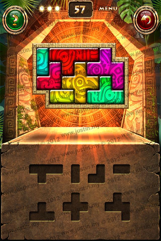 Montezuma Puzzle Level 57