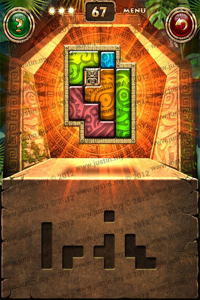 Montezuma Puzzle Level 67