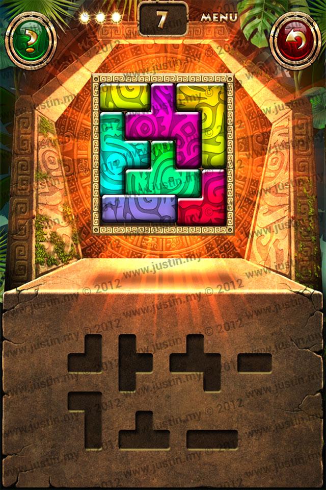 Montezuma Puzzle Level 7
