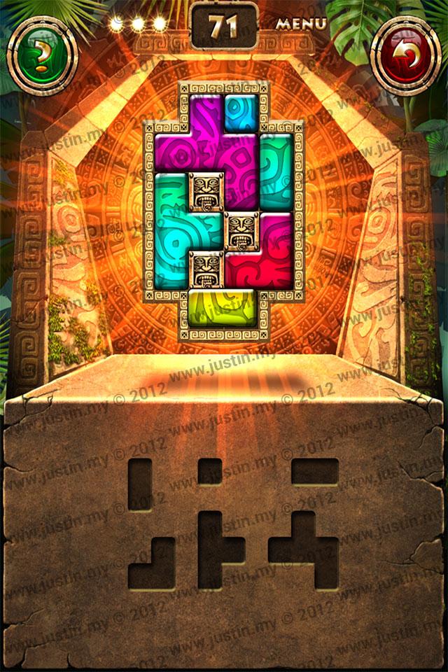 Montezuma Puzzle Level 71