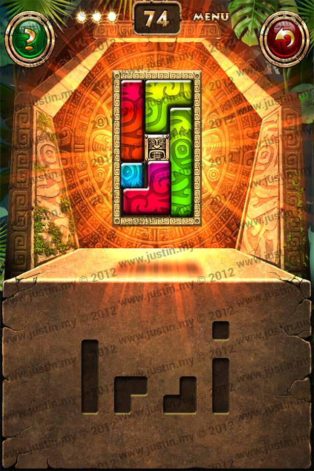 Montezuma Puzzle Level 74