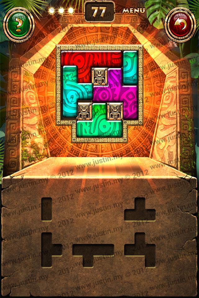 Montezuma Puzzle Level 77