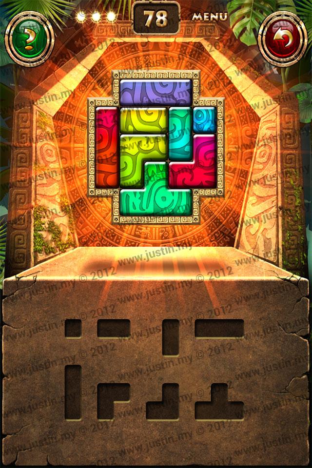 Montezuma Puzzle Level 78