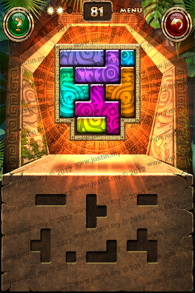Montezuma Puzzle Level 81