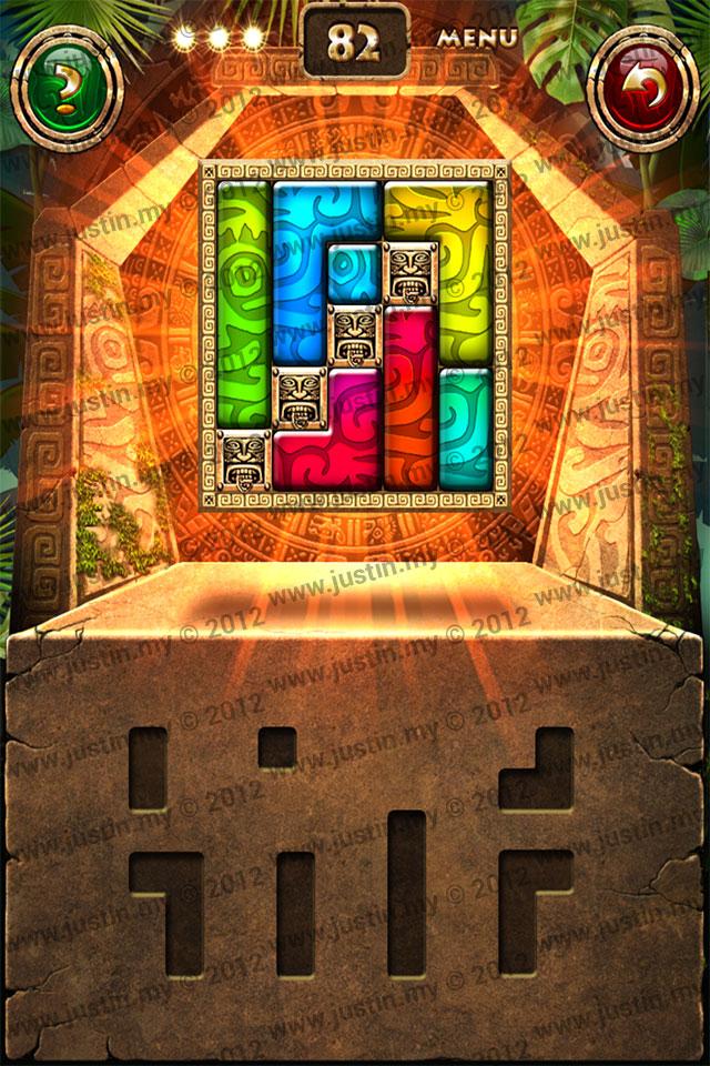 Montezuma Puzzle Level 82