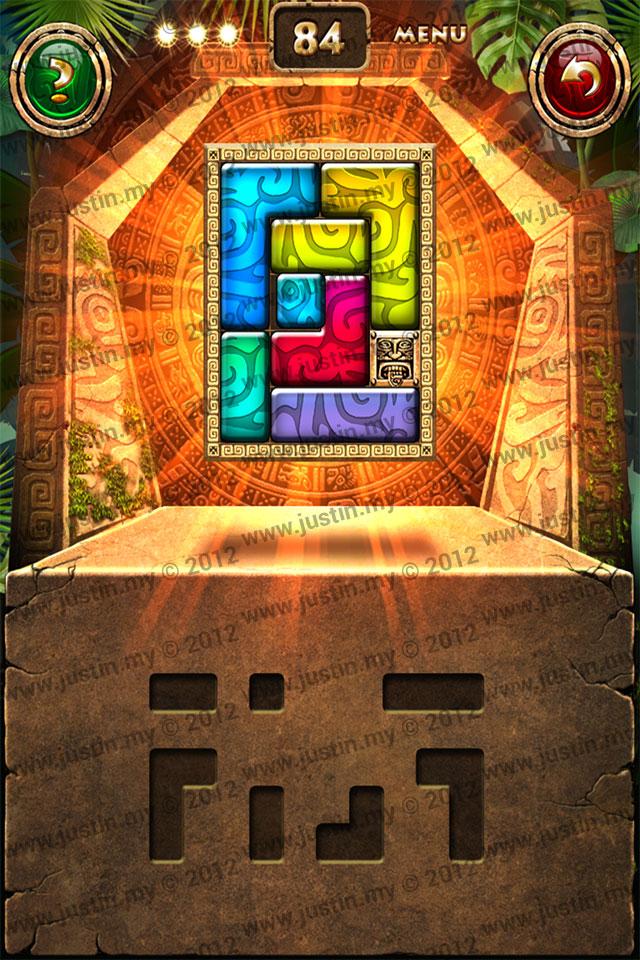 Montezuma Puzzle Level 84