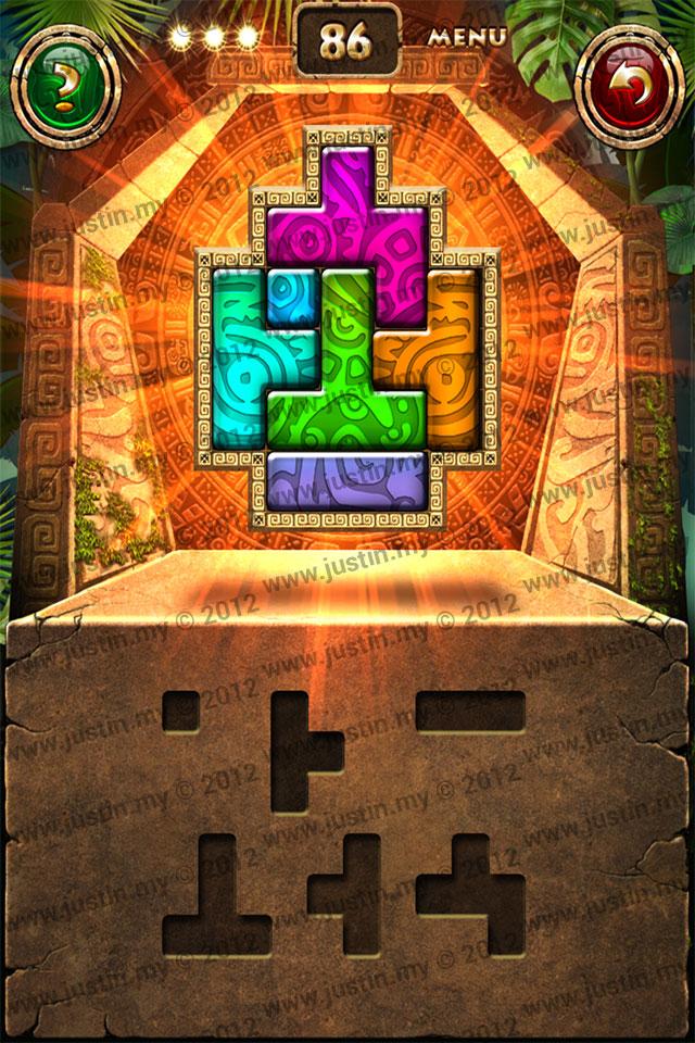 Montezuma Puzzle Level 86