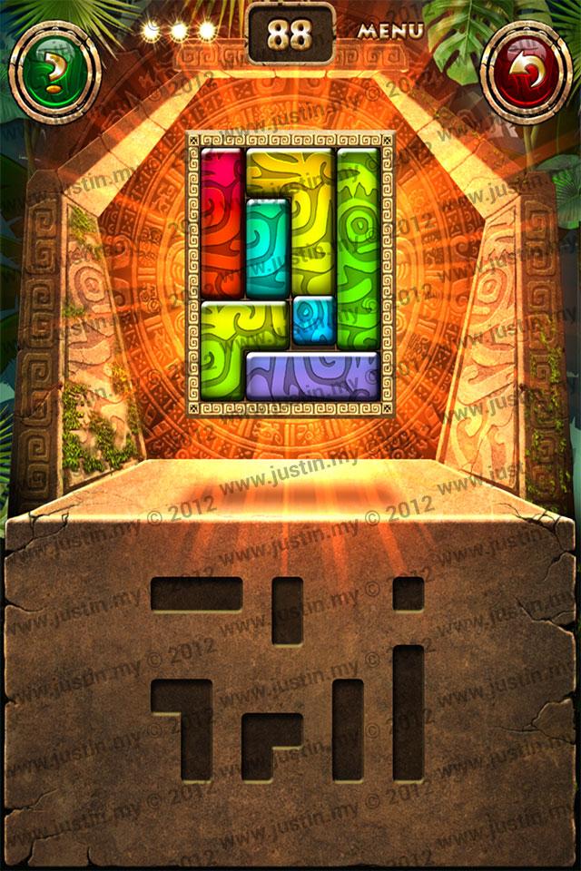 Montezuma Puzzle Level 88