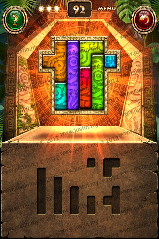 Montezuma Puzzle Level 92
