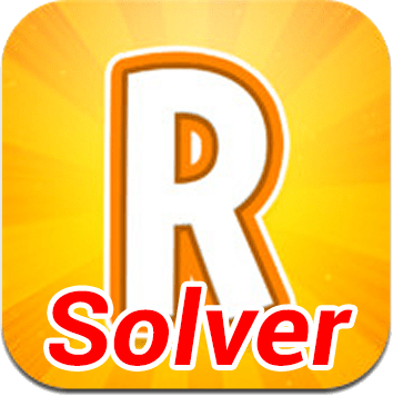 Ruzzle Solver