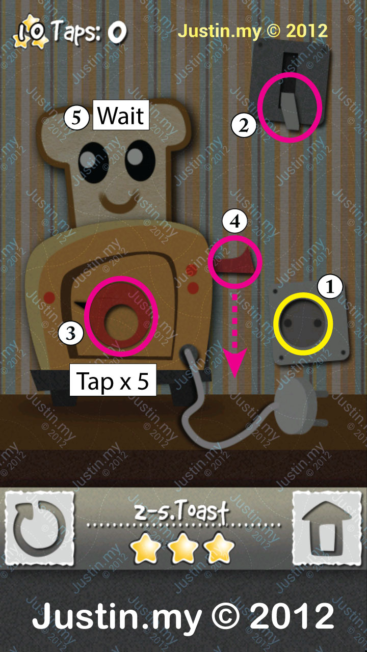 Tap Play Level 2-5