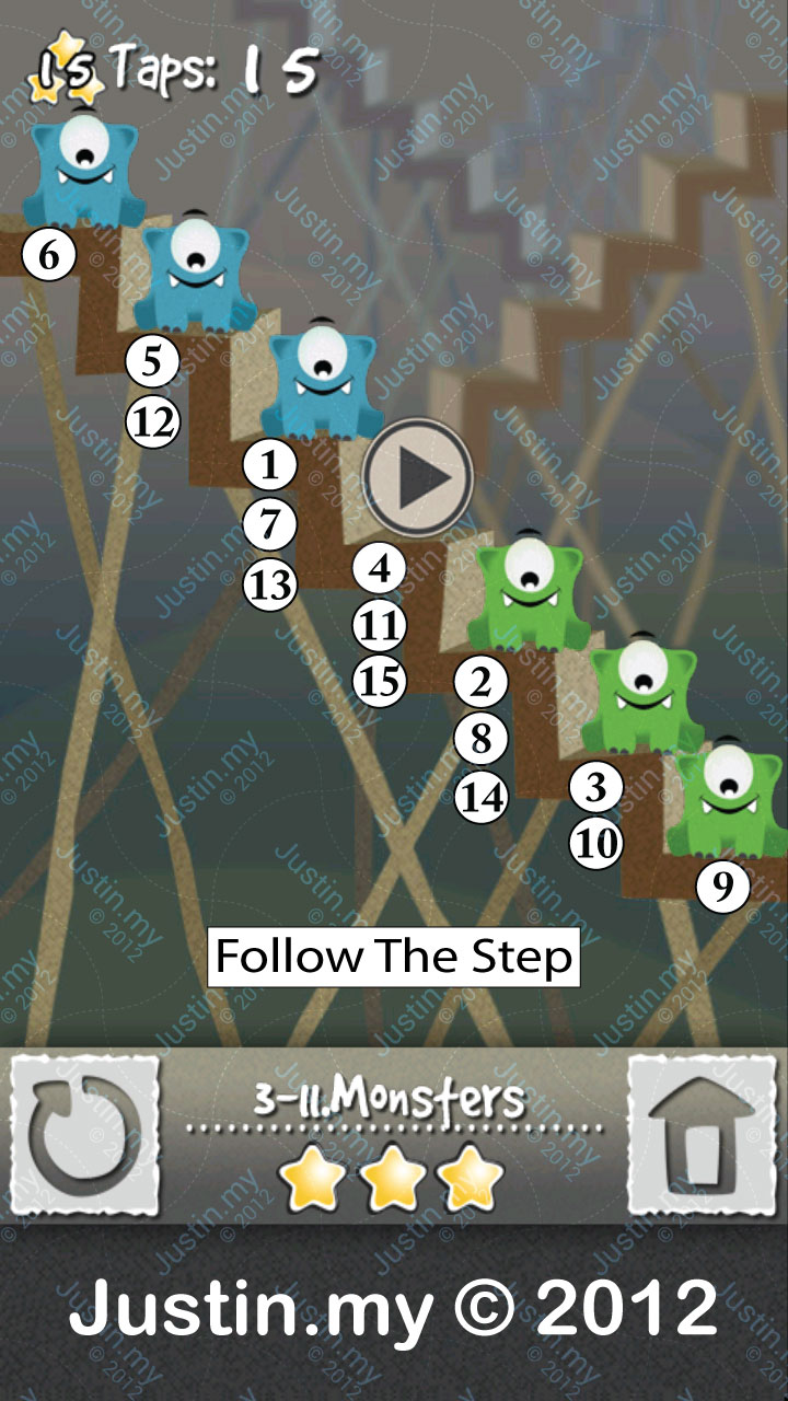 Tap Play Level 3-11