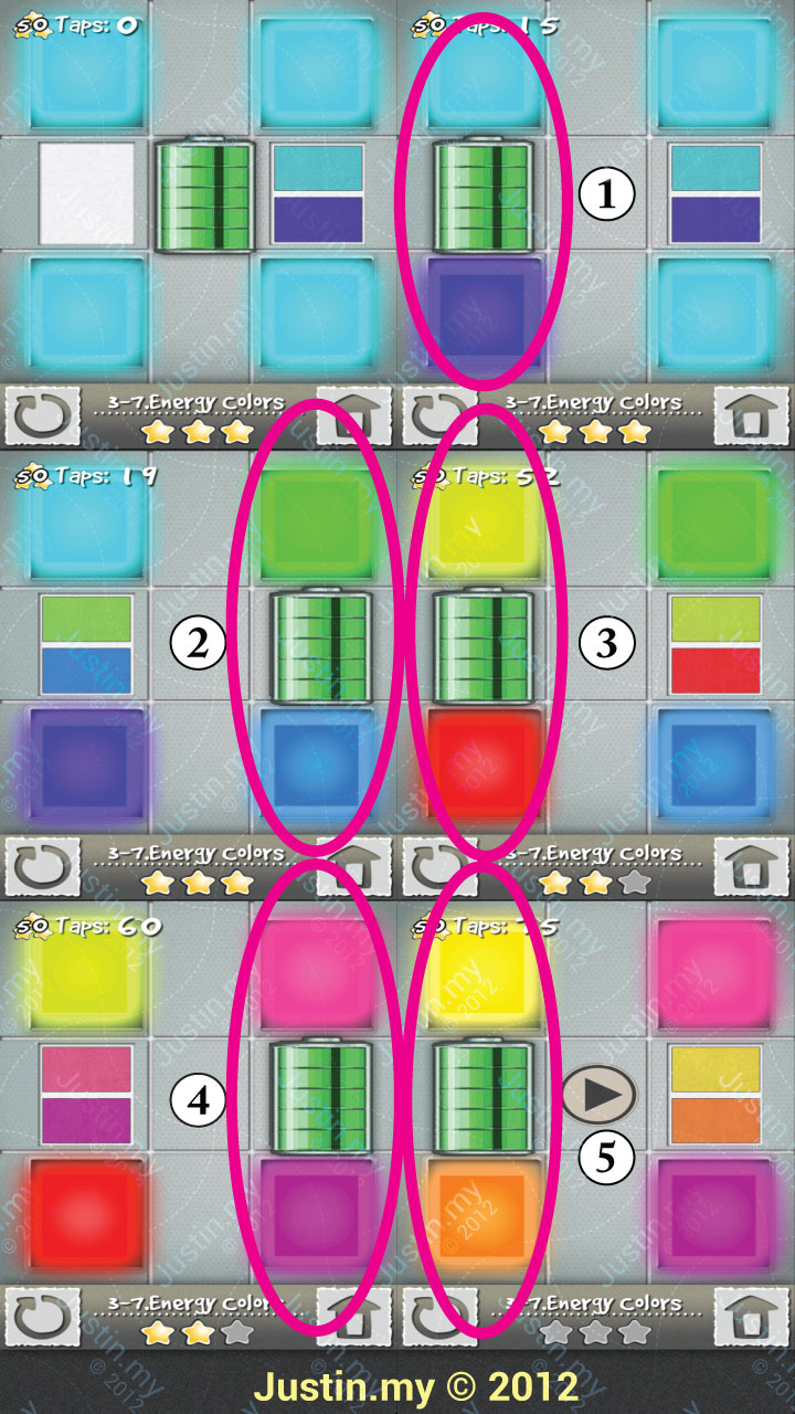 Tap Play Level 3-7