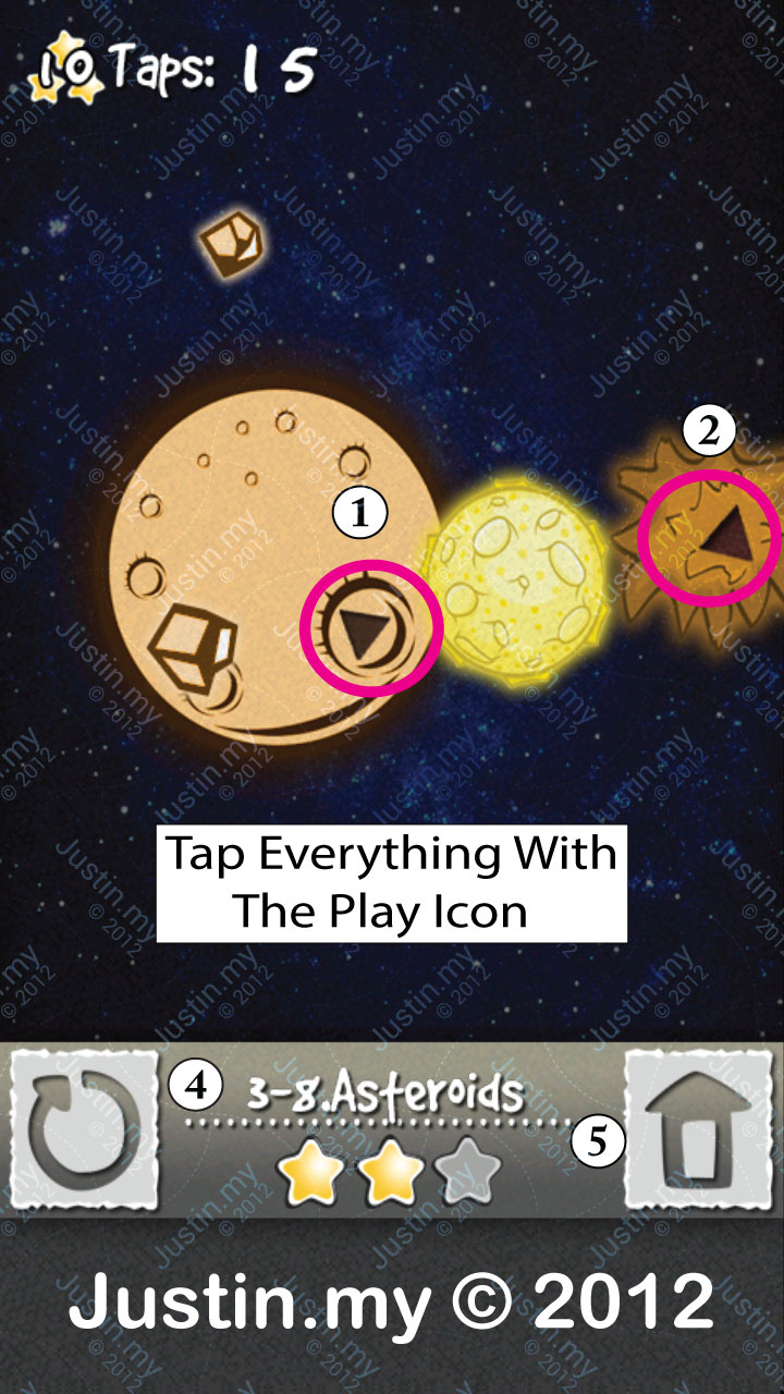 Tap Play Level 3-8