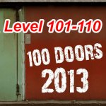 100 Doors 2013 Level 101-110 Update