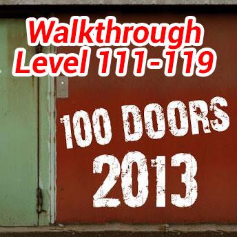 100 Doors 2013 Level 111 119