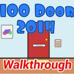 100 Doors 2014 Walkthrough