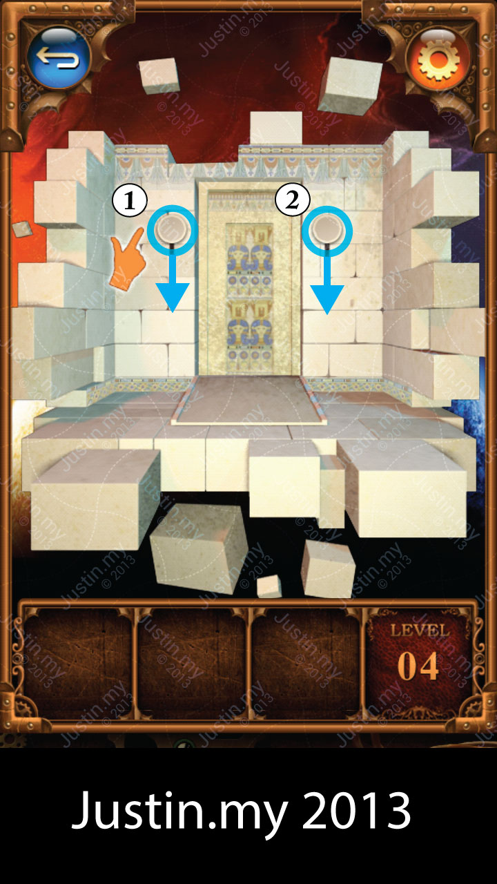 100 Doors Parallel Stage 1 Level 4