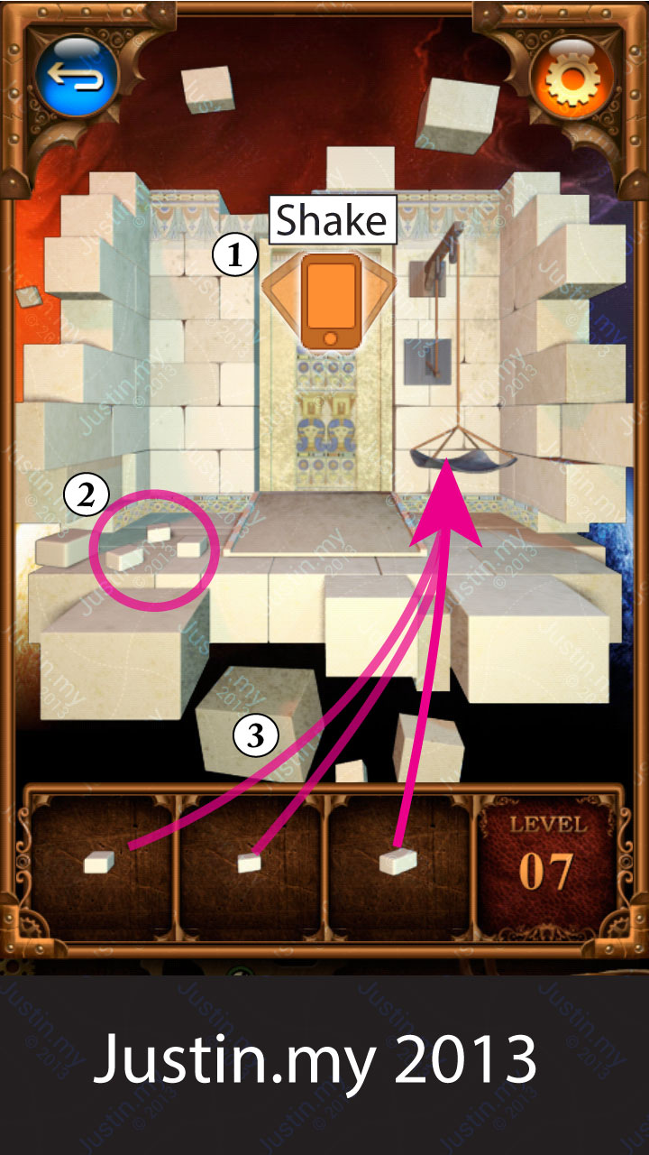 100 Doors Parallel Stage 1 Level 7