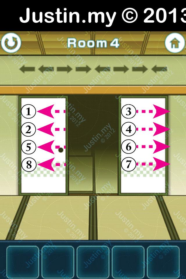 100 Fusumas Room 4
