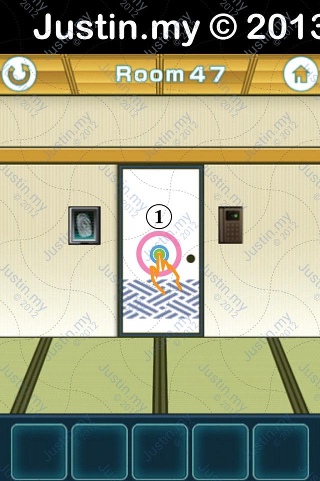 100 Fusumas Room 47