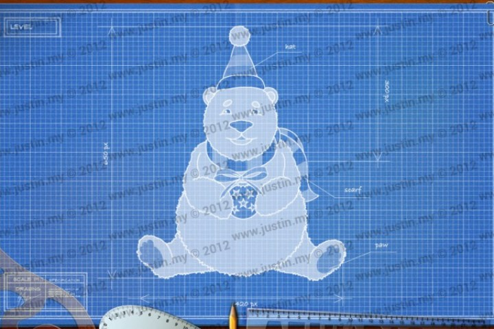 BluePrint 3D Christmas Level 11