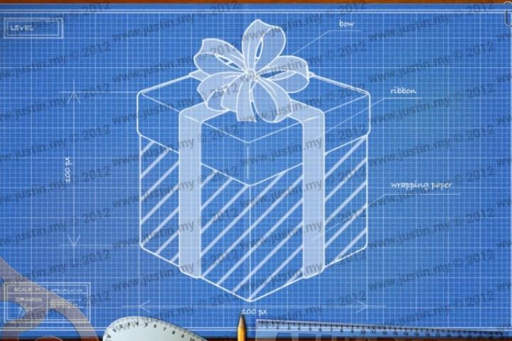 BluePrint 3D Christmas Level 17