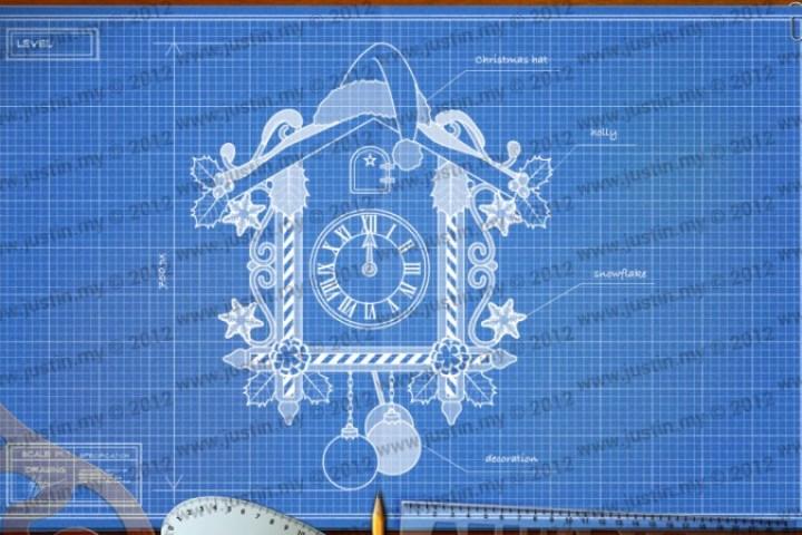 BluePrint 3D Christmas Level 19