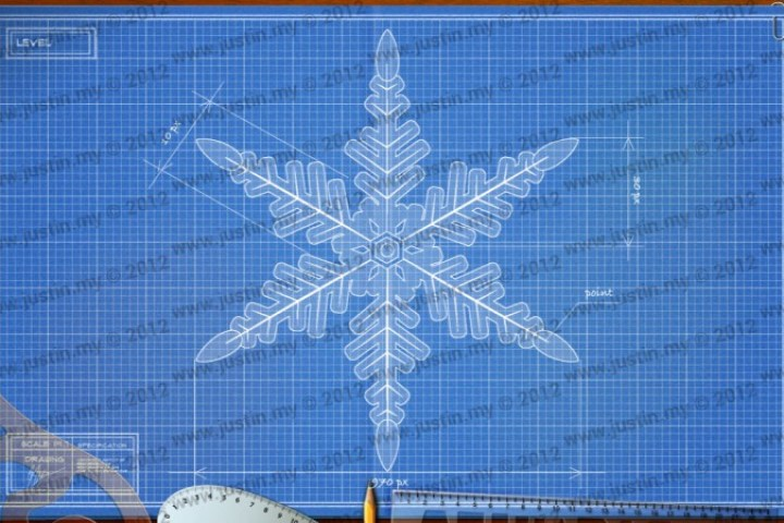 BluePrint 3D Christmas Level 6