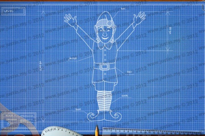 BluePrint 3D Christmas Level 8
