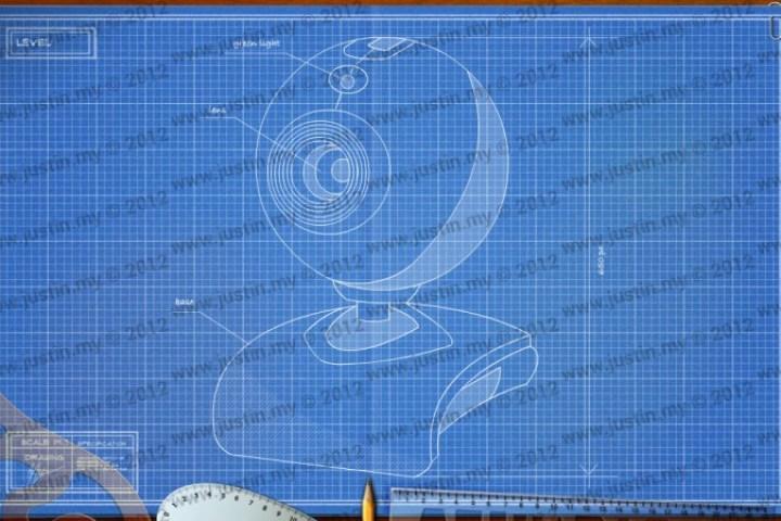 BluePrint 3D Electronic Level 17