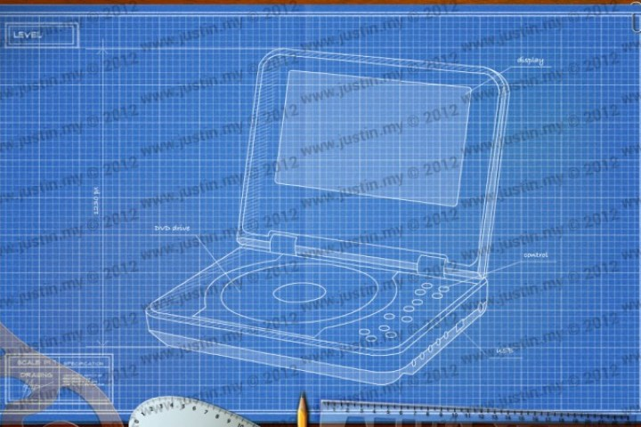 BluePrint 3D Electronic Level 18