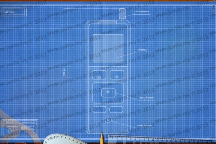 BluePrint 3D Electronic Level 2